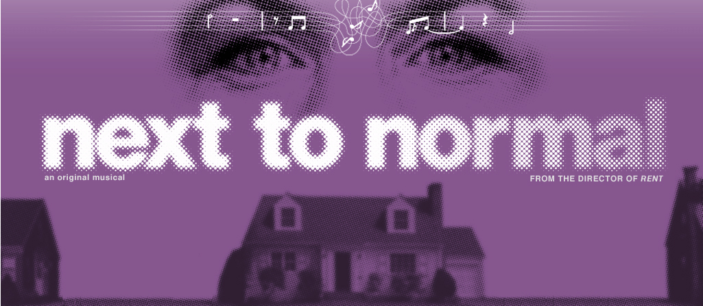 Next To Normal Title
